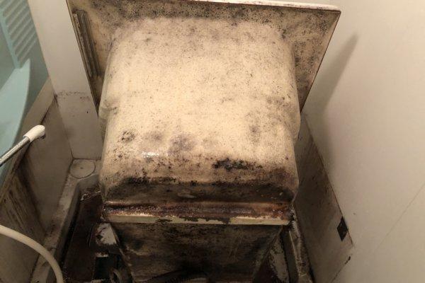 博多区で浴室クリーニング