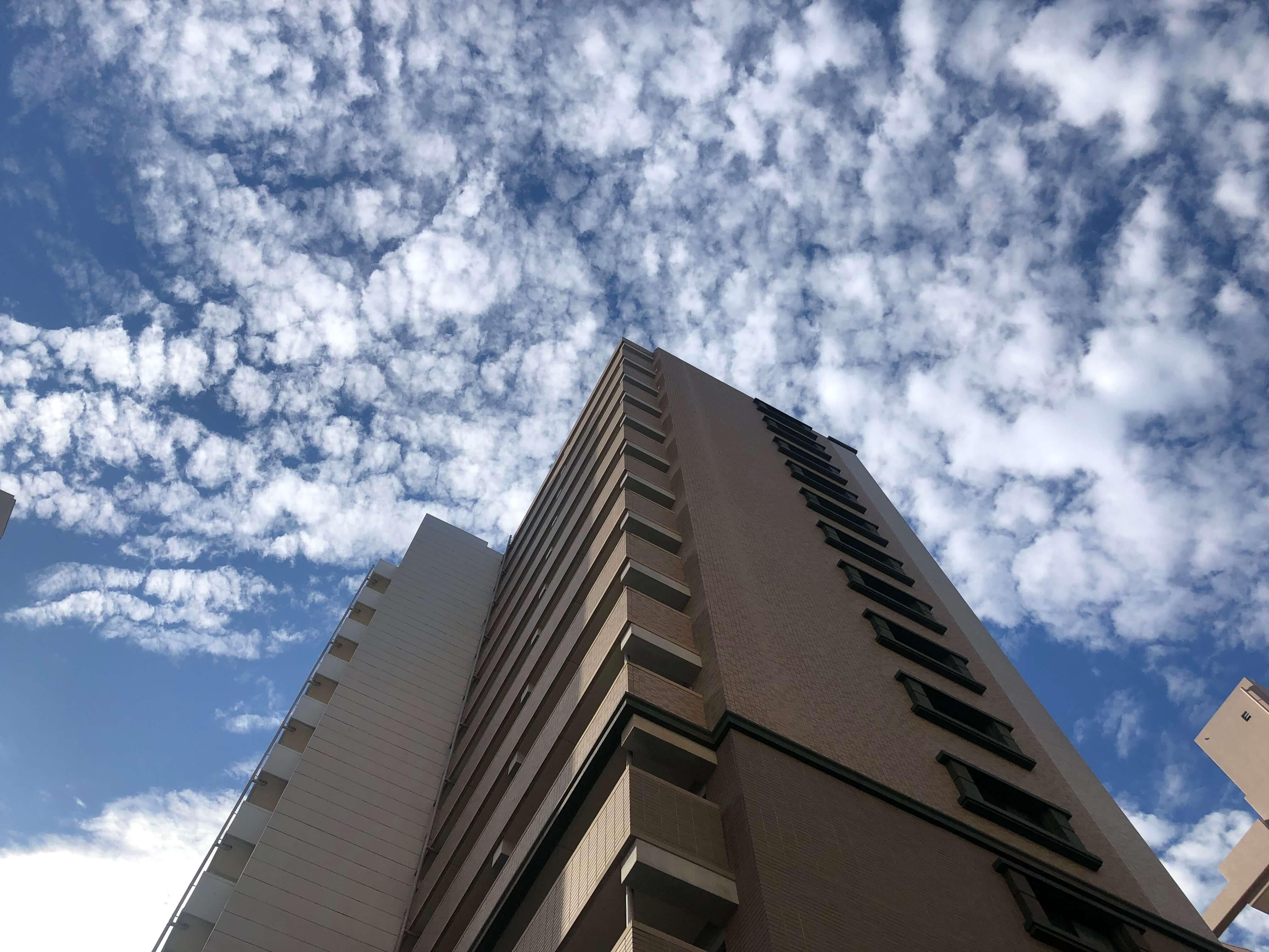 福岡市中央区でハウスクリーニングです。