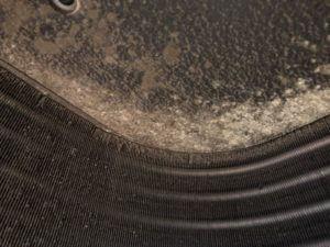 エアコン内の汚れ