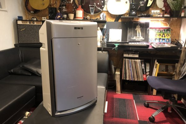 Panasonic空気清浄機のクリーニング(分解編)
