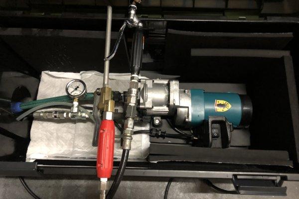 高圧洗浄機のカスタマイズ